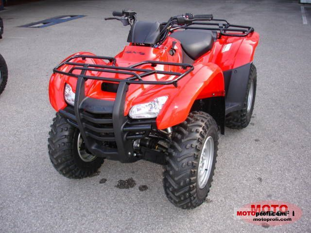 Honda TRX420FA 2011 photo