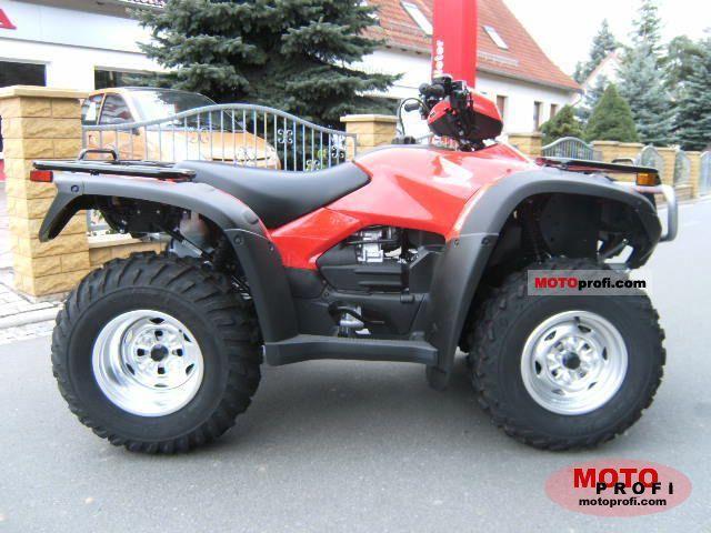 Honda TRX500FA 2011 photo