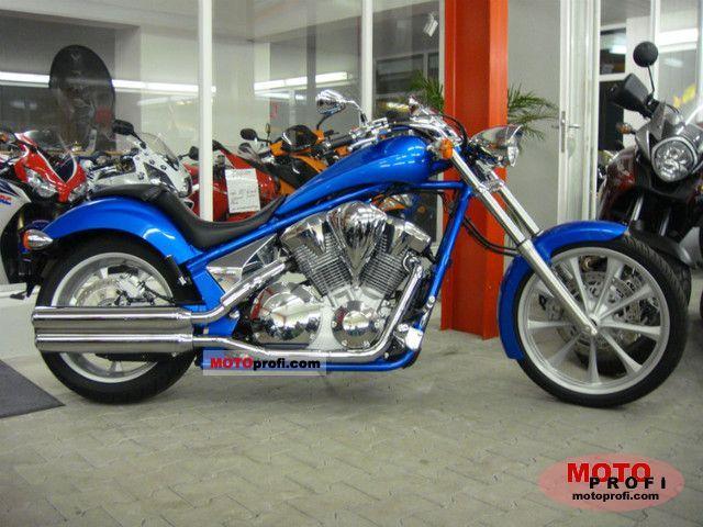 Honda VTX1300C 2011 photo
