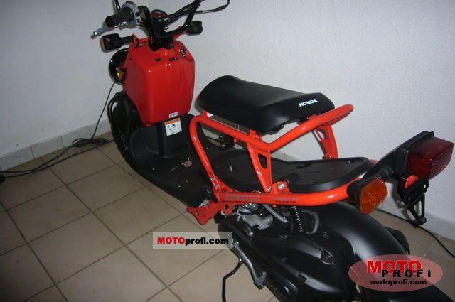 Honda Zoomer 2011 photo