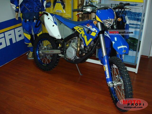 Husaberg FE 390 2011 photo