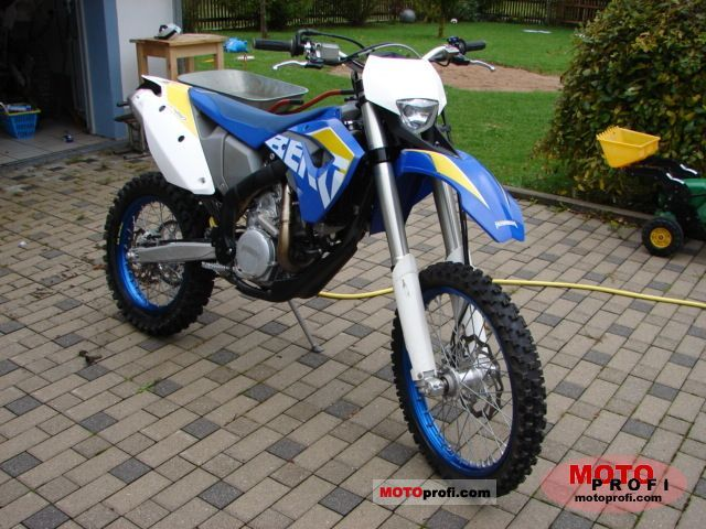 Husaberg FE 450 2011 photo