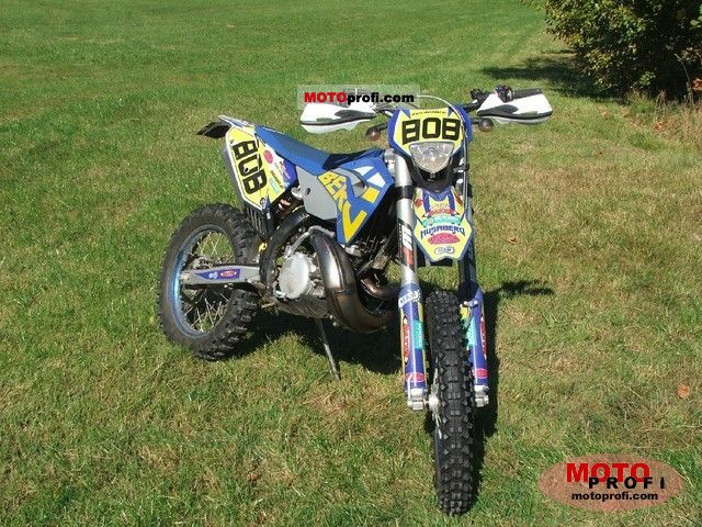 Husaberg TE 300 2011 photo