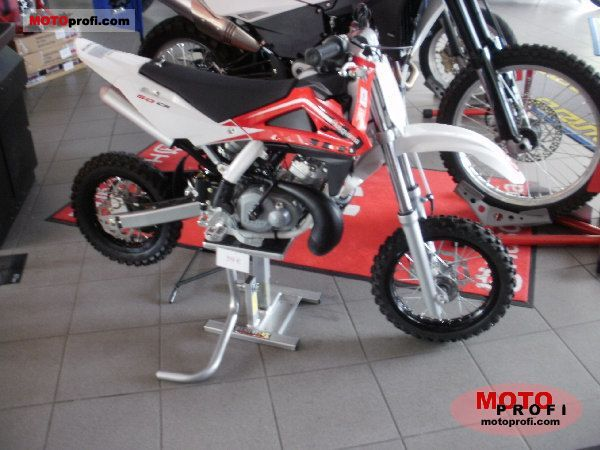 Husqvarna CR50 2011 photo