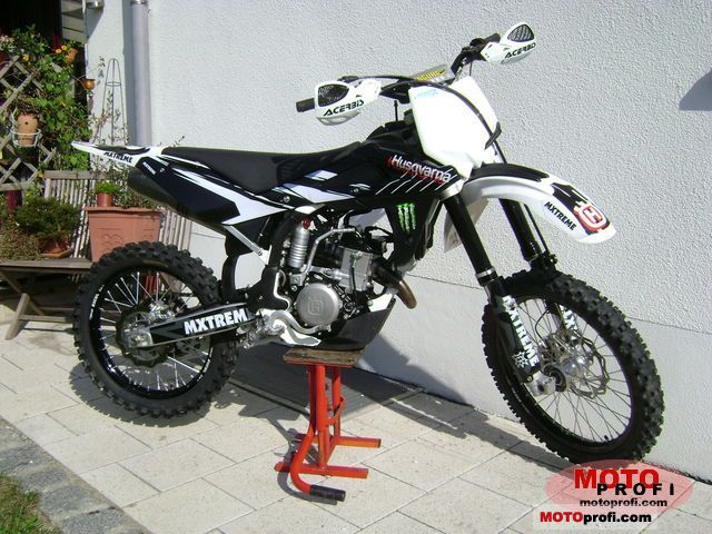 Husqvarna TC250 2011 photo