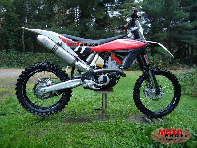 Husqvarna TC449 2011 photo