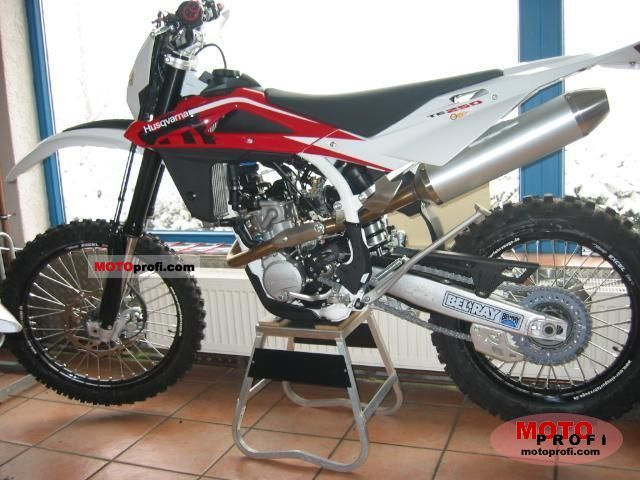 Husqvarna TE250 2011 photo