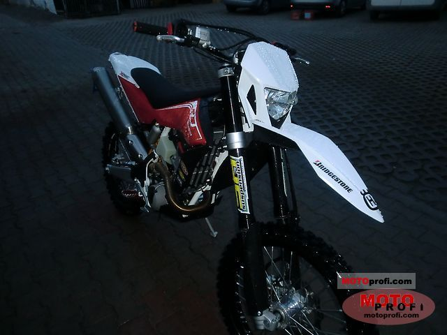 Husqvarna TE511 2011 photo