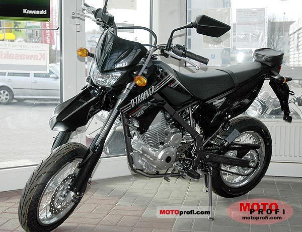 Kawasaki D-Tracker 125 2011 photo