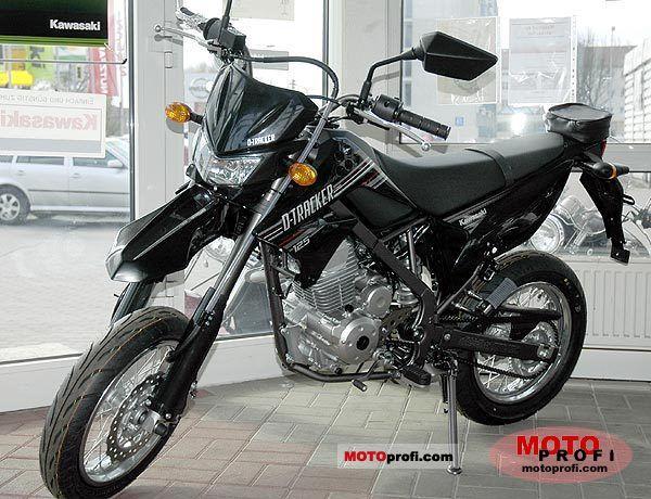 Kawasaki D-Tracker 125 2011 photo