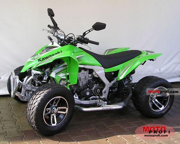 Kawasaki KFX 450R 2011 photo