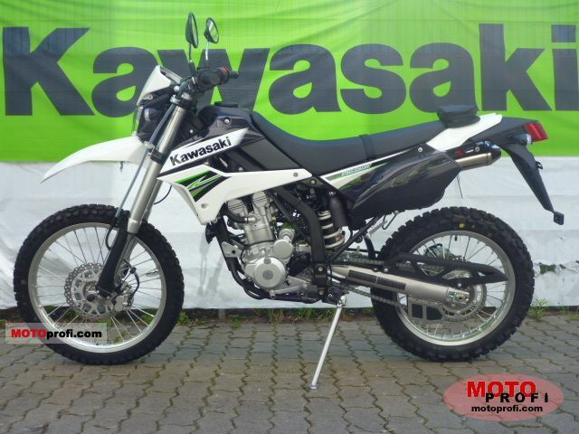 Kawasaki KLX 250 2011 Specs and Photos
