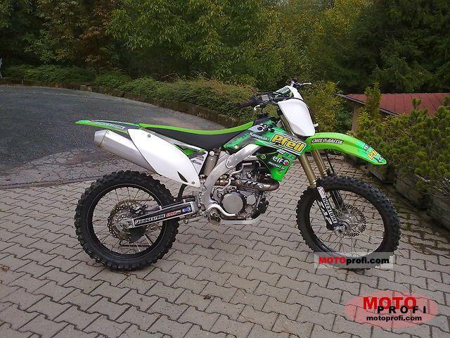 Kawasaki KX 450F 2011 photo