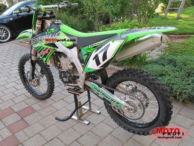Kawasaki KX 450F 2011 Specs and Photos