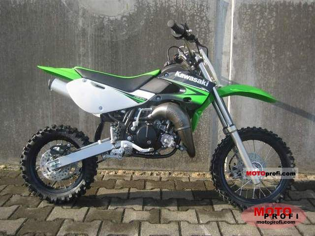 Kawasaki KX 65 2011 photo