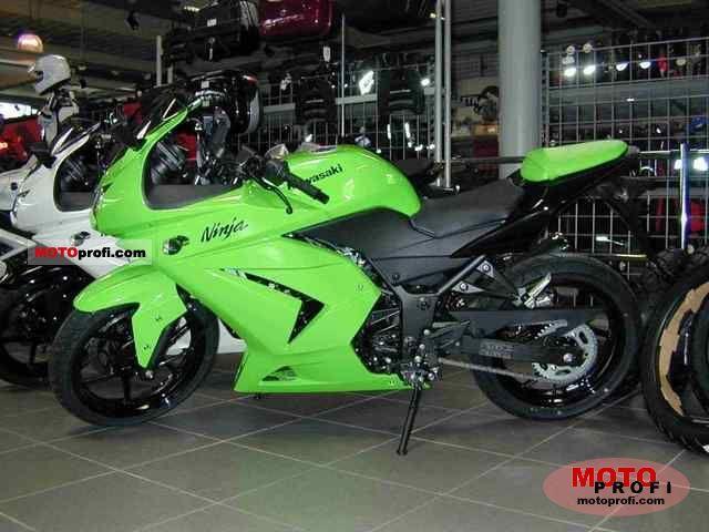 Kawasaki Ninja 250R 2011 photo
