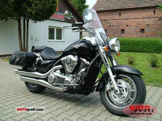 Kawasaki VN 1700 Classic 2011 photo