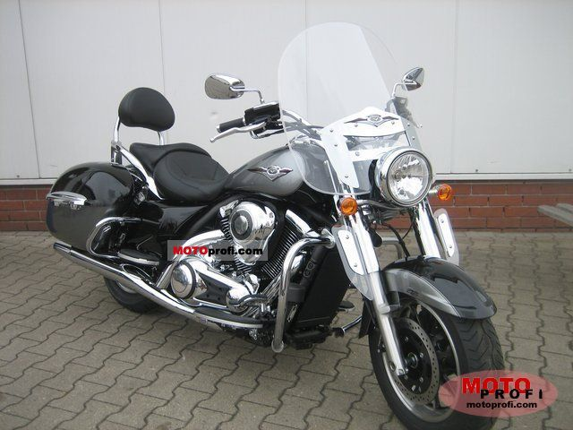 Kawasaki VN 1700 Classic Tourer 2011 photo