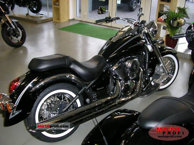 kawasaki vn 900 classic special edition 2011 specs and photos. Black Bedroom Furniture Sets. Home Design Ideas
