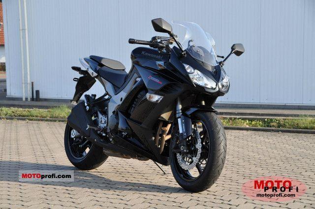 Kawasaki Z 1000 SX 2011 photo