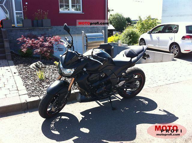 Kawasaki Z 750 R 2011 photo