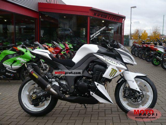 Kawasaki Z1000 2011 photo