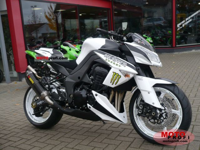 Kawasaki Z1000 2011 Specs and Photos