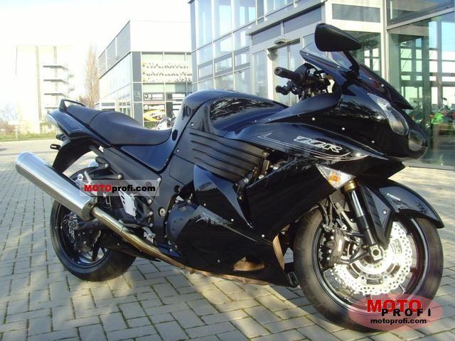 Kawasaki ZZR 1400 2011 photo