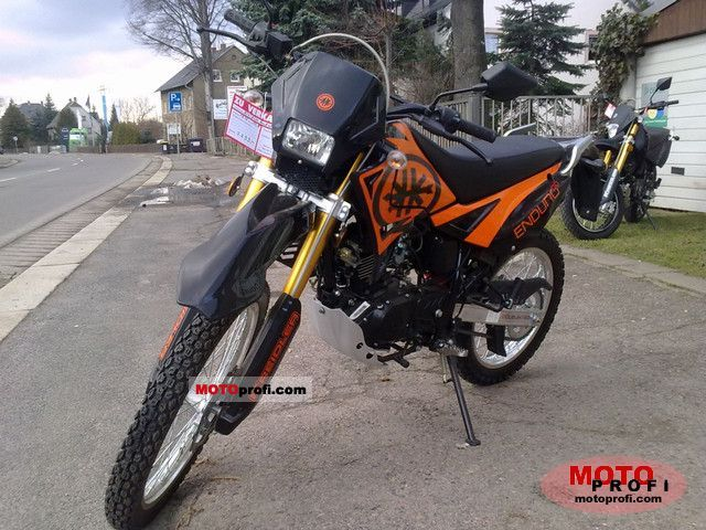 Kreidler Enduro125 DD 2011 photo