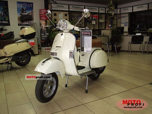 Kreidler LML Star Deluxe 125 2011 photo