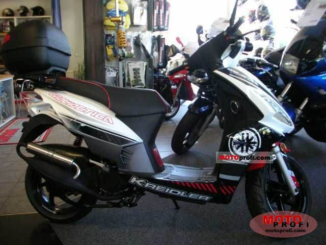 Kreidler Rmc H Galactica 50 Dd 2011 Specs And Photos