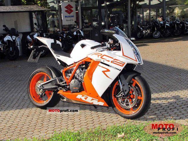 KTM 1190 RC8 2011 photo