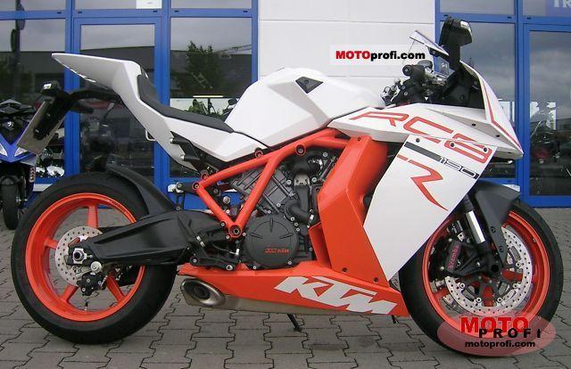 KTM 1190 RC8 R 2011 photo
