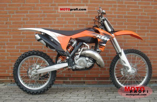 ktm 125 sx 2011 specs and photos