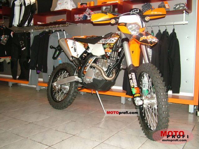 KTM 250 EXC SIXDAYS 2011 photo