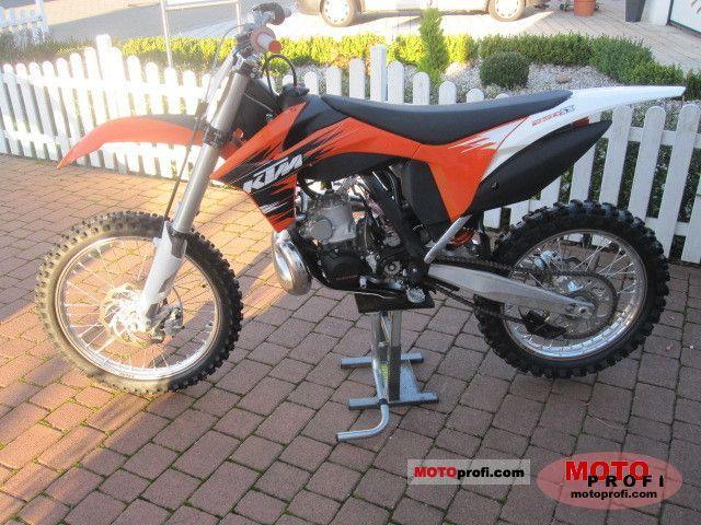 KTM 250 SX 2011 photo