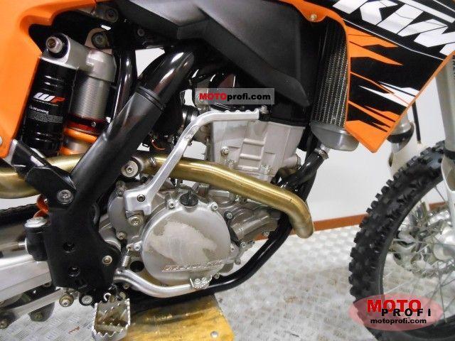 ktm 250 sx-f 2011 specs and photos