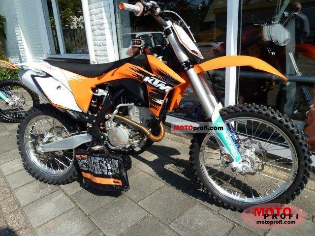 2011 ktm 250 sx – idee per l'immagine del motociclo