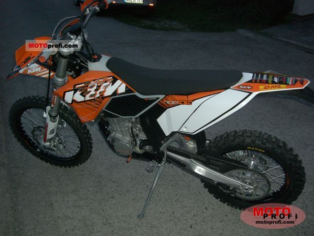ktm 400 exc 2011 specs and photos