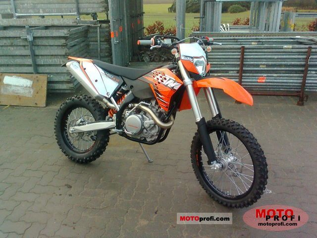 ktm 450 exc 2011 specs and photos