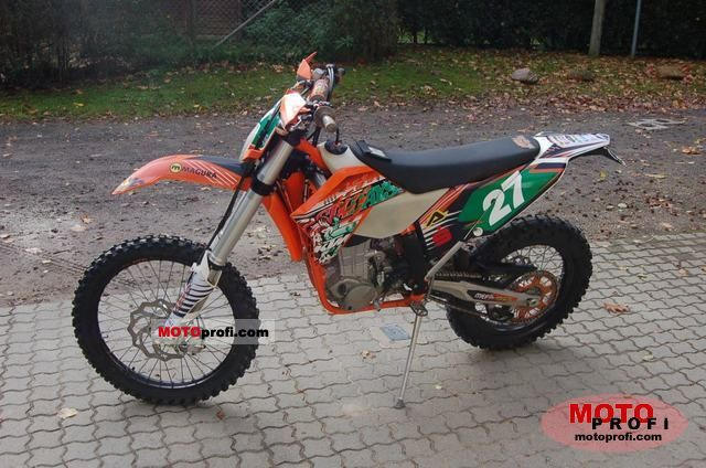 KTM 450 EXC SIXDAYS 2011 photo