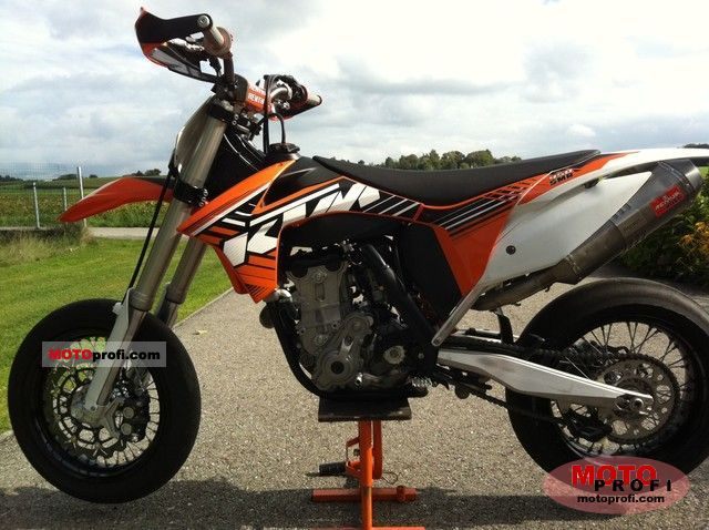 KTM 450 SMR 2011 photo