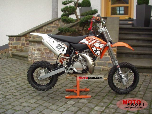 KTM 50 SX 2011 Specs and Photos