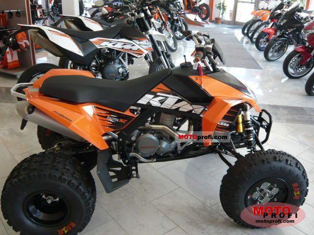 KTM 525 XC 2011 photo