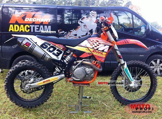 KTM 530 EXC 2011 photo