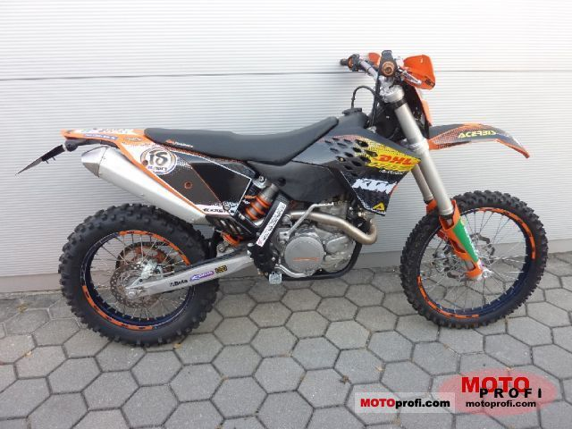 KTM 530 EXC SIXDAYS 2011 photo