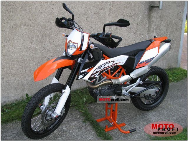 KTM 690 Enduro R 2011 photo