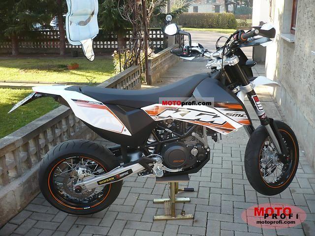ktm 690 smc 2011 specs and photos