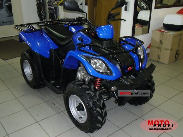 Kymco MXU 150 2011 photo