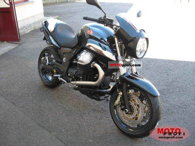 Moto Guzzi 1200 Sport 4V 2011 photo